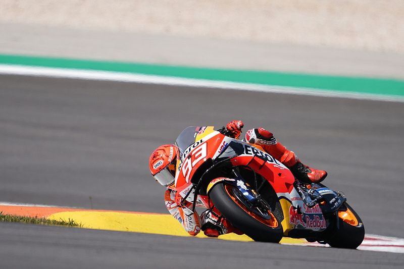 """MotoGP: Rivais de Márquez """"já esperavam"""" retorno forte em Portugal"""