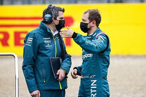 Vettel Tak Mungkin Didepak Aston Martin meski Tampil Mengecewakan