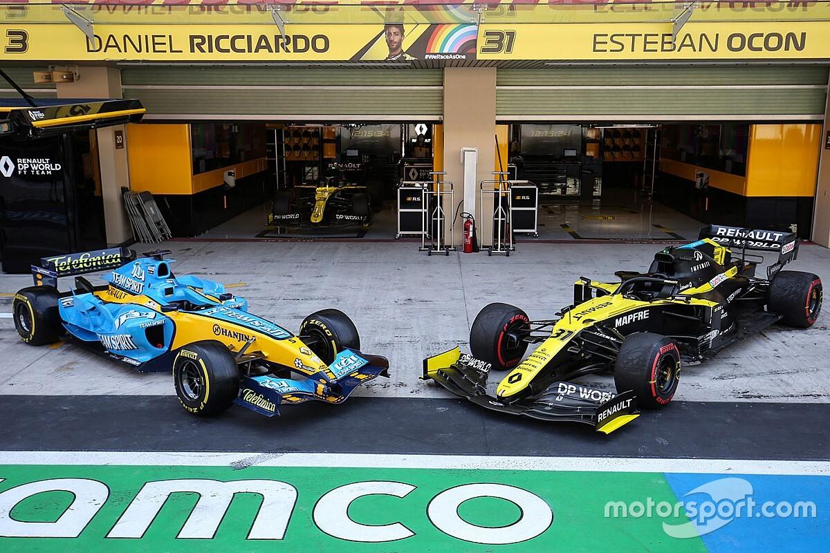 Riccardo: a hang adja a hangulatot, ezen az F1-nek is változtatnia kell