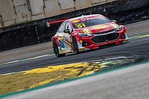 Shell coloca Átila Abreu e Ricardo Zonta entre os quatro primeiros no treino livre em Interlagos