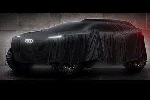 Audi ha scelto la Q Motorsport per il progetto Dakar