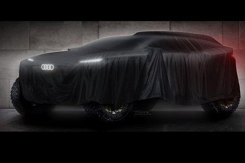 Электрический Audi для «Дакара» построят пятикратные победители марафона