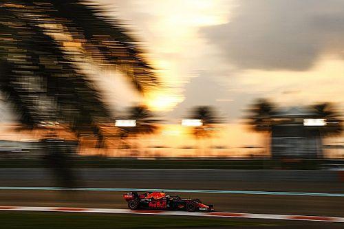 Grid F1 GP Abu Dhabi, Verstappen Bikin Mercedes Kecewa