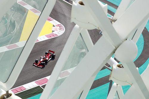 Vettel cierpiał w Ferrari