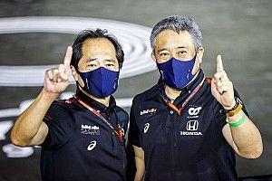 A Red Bull már el is kezdte a Honda munkájának átvételét