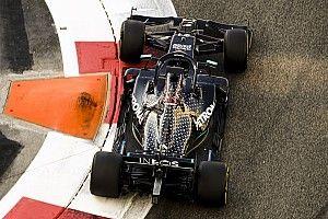 """Mercedes muestra su """"diseño"""" para la F1 2021 ¿Será real?"""