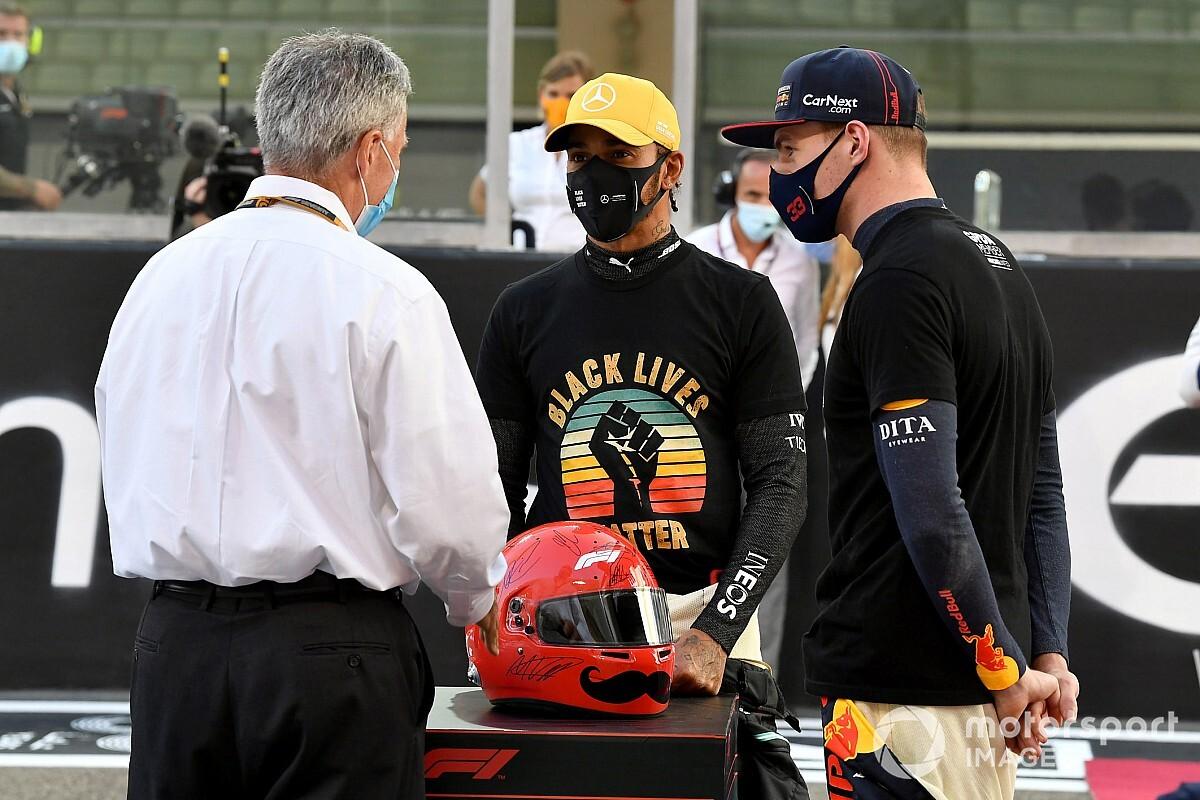 """Carey: """"Mielőtt a Liberty megérkezett, az F1 egy őskövület volt"""""""