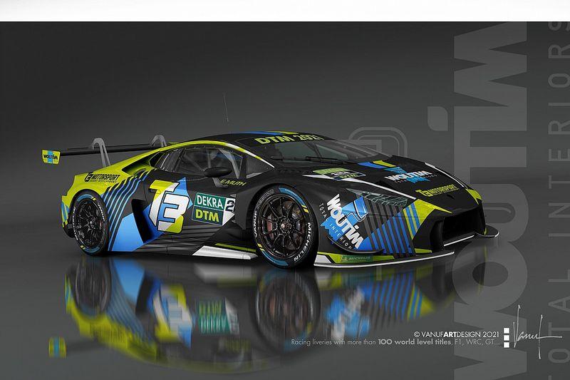 Lamborghini llega al DTM por primera vez en 2021