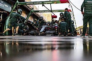 F1: come l'arte dei pit stop si è evoluta nel tempo