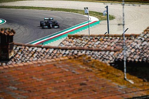 Lees terug: Live verslag van VT2 voor de F1 GP van Emilia-Romagna