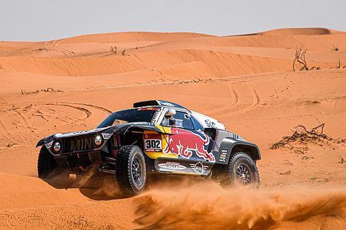 Peterhansel Merasa Beruntung Finis Kedua di Etape 7 Dakar 2021