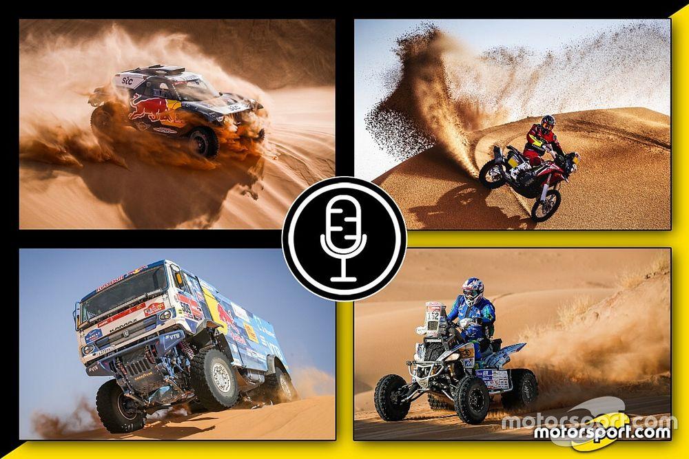 "Podcast Dakar: ""Dune Mosse"" - Tappa 6"