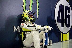Galeri Foto: Aksi Valentino Rossi dalam Latihan Bebas Gulf 12 Hours