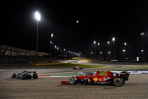 Podium Masih Jauh dari Jangkauan Ferrari
