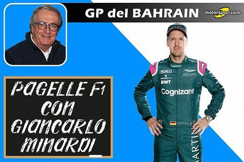 """Minardi: """"Vettel non pervenuto, deve guardarsi allo specchio!"""""""