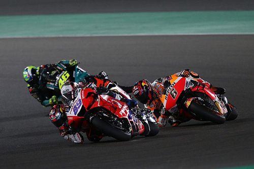 MotoGP-debutant Martin verklaart raketstart in GP Qatar