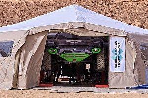 Na początek Desert X Prix