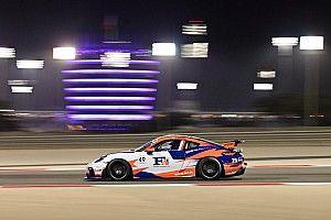 Dziwok na podium w Bahrajnie