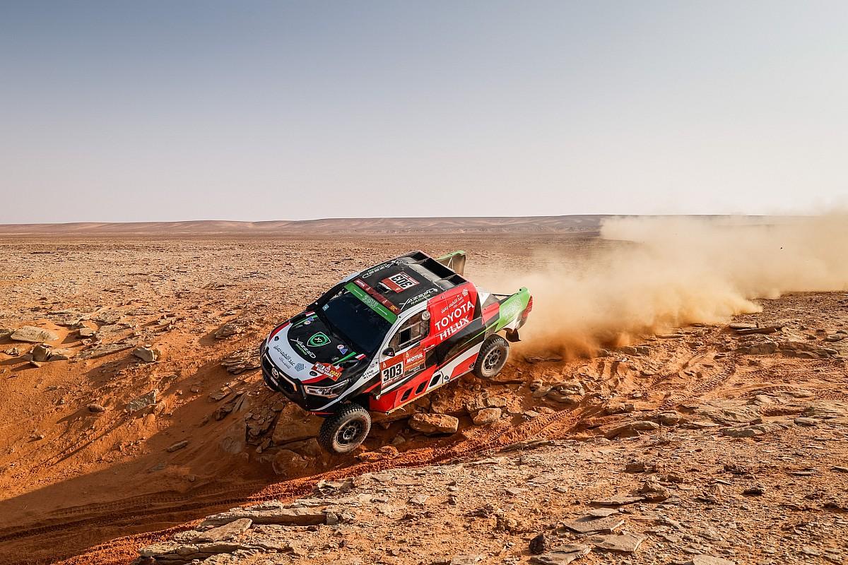 Etape 10 Dakar: Al Rajhi Menang, Peterhansel Intai Titel Ke-14