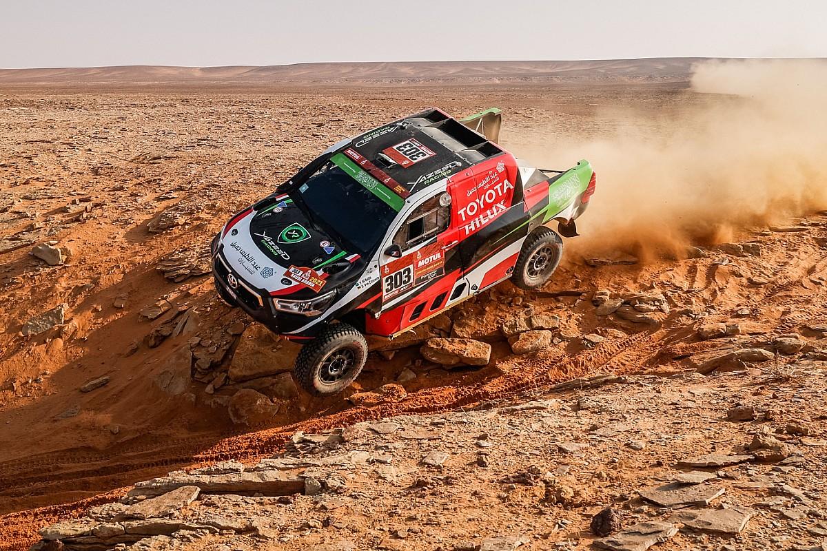 Dakar: Al Rajhi vence e Al-Attiyah supera Peterhansel