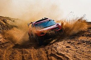 Loeb announces new Dakar co-driver for 2022