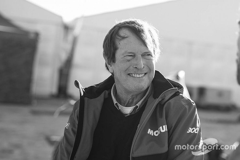 Dakar-legende Hubert Auriol (68) overleden