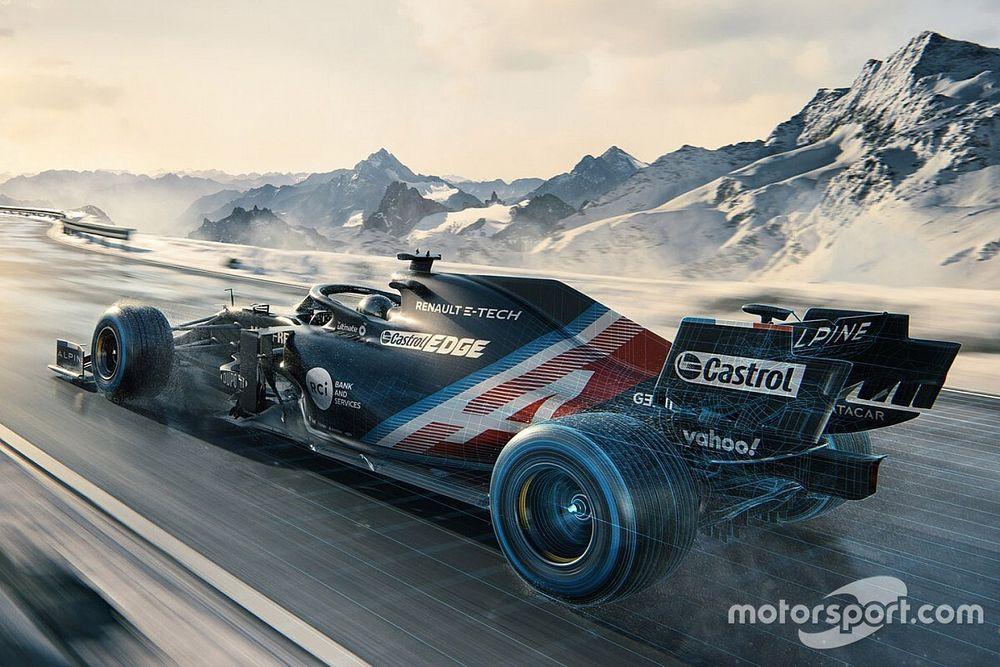 Alpine F1 team launches rebranded junior academy