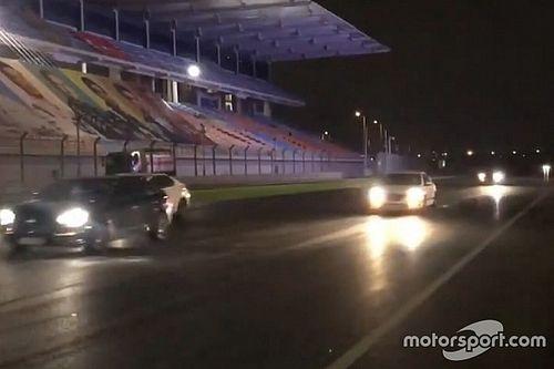 VIDEO: Autos de calle ruedan en Turquía para mejorar agarre para F1