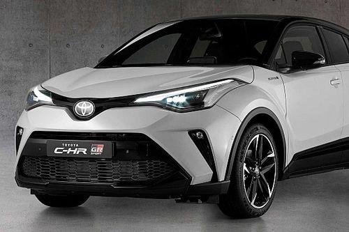 Hivatalos: a Toyota C-HR is megkapta a maga GR Sport változatát