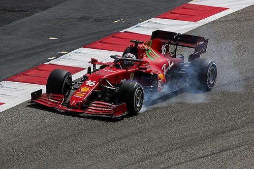 "Leclerc: La Ferrari 2021 da ""señales prometedoras"""