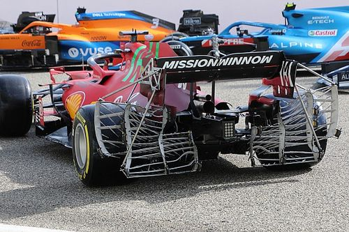 Fotos: ¡los detalles de los nuevos coches de la F1 2021!