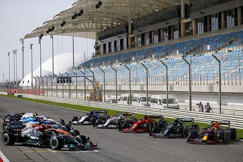 De Formule 1-wintertest van Bahrein in cijfers