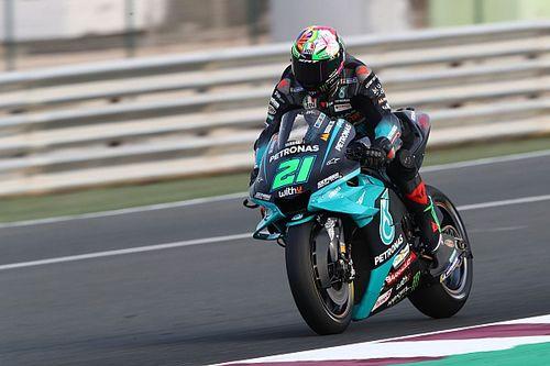 MotoGP, Qatar, Libere 1: Morbidelli parte a razzo