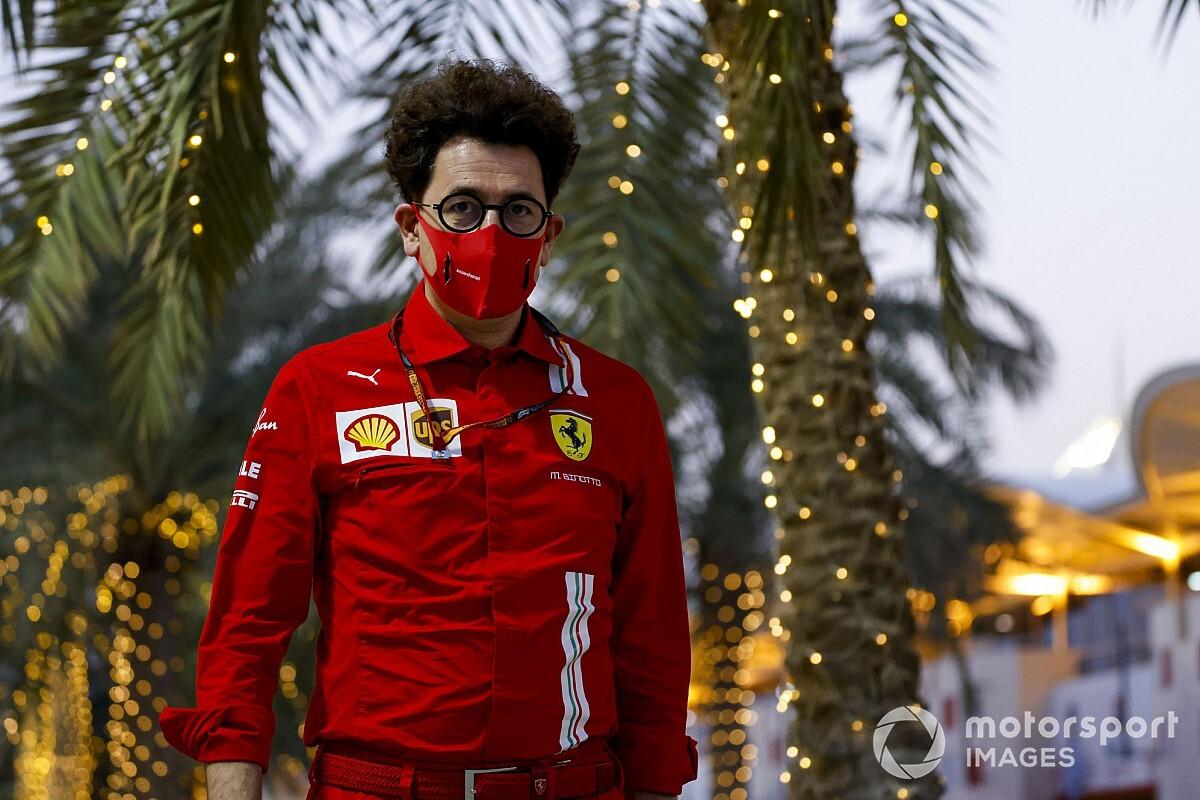 """Binotto: """"2021'de en güçsüz motor Ferrari olmayacak"""""""