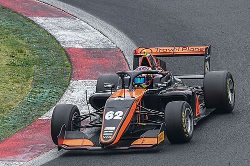 Formula Regional, Vallelunga, Libere 1: Hauger precede Leclerc