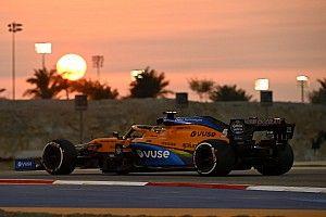 Sainz: 'Outer circuit' Bahrein op de grens van wat gevaarlijk is