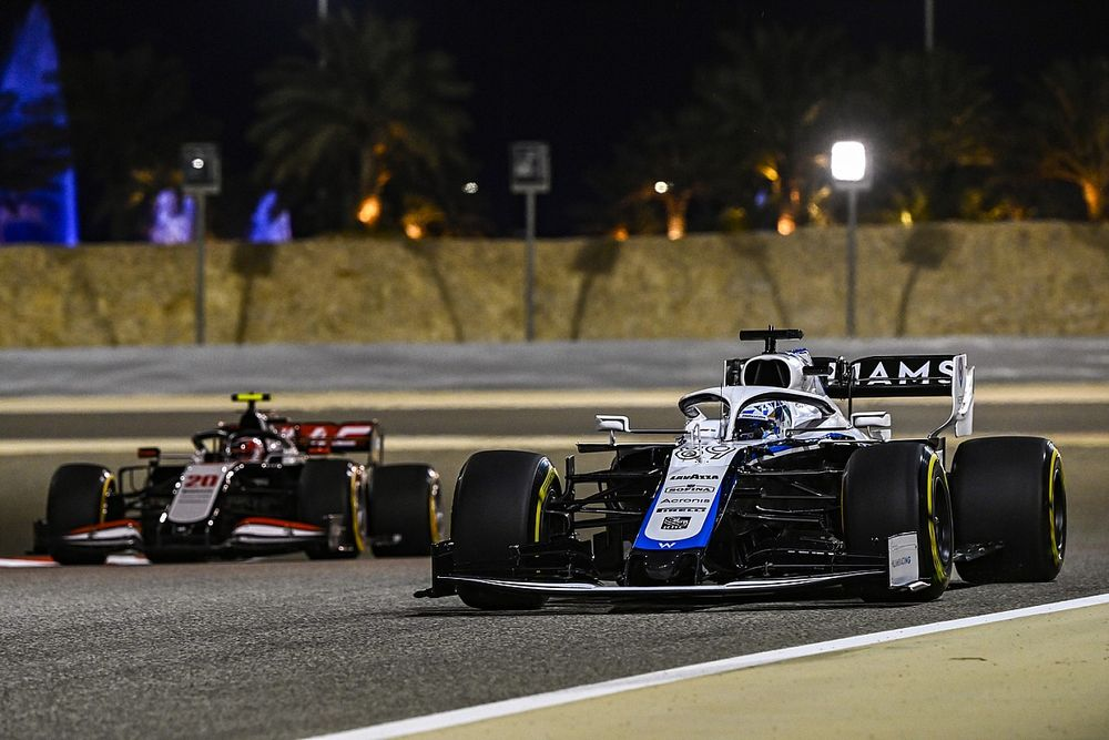 Aitken hopes Williams experience boosts F1 2022 race seat chance