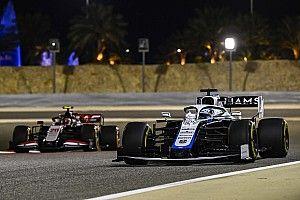 """Aitken: """"F1'deki ilk hafta sonumdan çok şey öğrendim"""""""