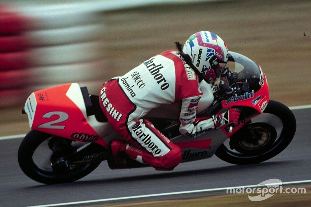 Honda Beri Tribut untuk Fausto Gresini