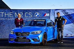 Quartararo succède à Márquez au BMW M Award