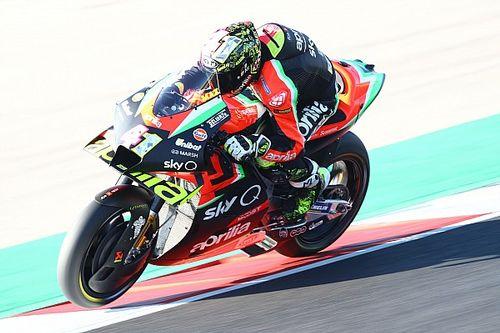 Aprilia Siapkan Senjata Baru Hadapi MotoGP 2021