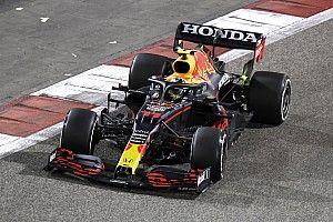 Vídeo: así se descompuso el Red Bull de Pérez en Bahrein