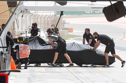 """L'obssession du secret reste dans """"la nature de la F1"""""""
