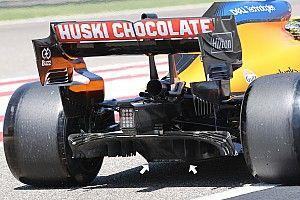 McLaren, difüzör konseptini diğer takımların kullanmamasına şaşırmış