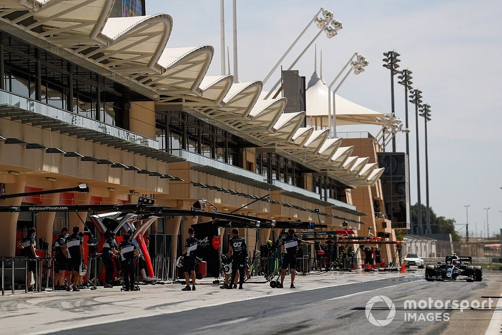 F1 2021 secrecy obsession not unusual, says Fry