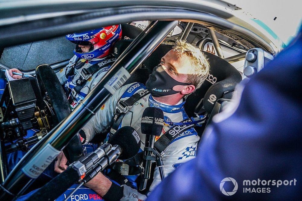 Greensmith veut relancer sa saison avec un nouveau copilote