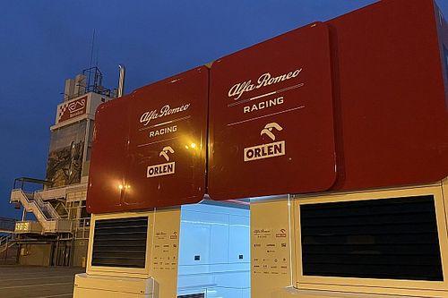 Kubica zet eerste kilometers Alfa Romeo C41 op de klokken