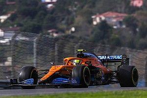 """McLaren, Mercedes motoruyla """"gelecekte"""" zaferler kazanmak istiyor"""
