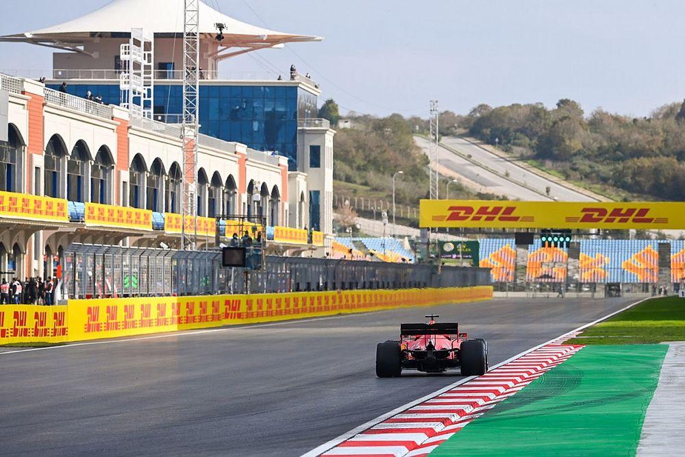 Türkiye Grand Prix'si hafta sonunda yağmur ihtimali var