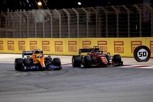 Briatore a Ferrari versenyzőit dicsérte, a csapatot már kevésbé…